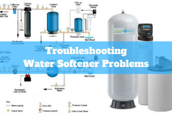 Troubleshooting Water Softener Problems