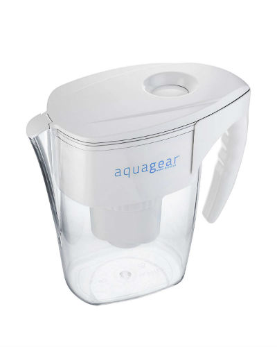 aquagear water pitcher review