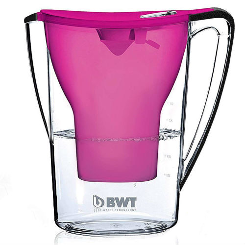 bwt water filter pitcher review image