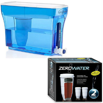 zero water largest 30 cup pitcher