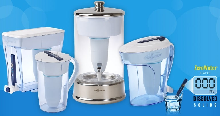 Zero Water Pitcher Reviews - Guide & Information