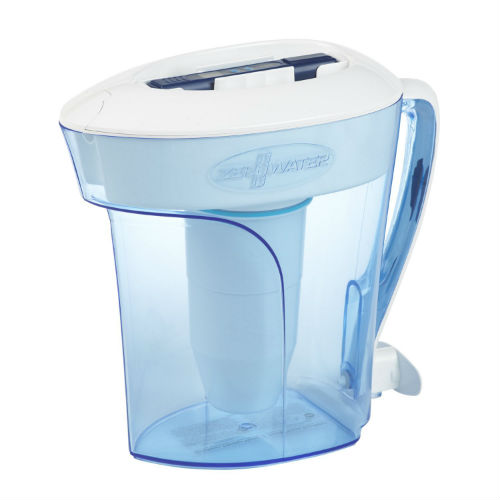 zerowater 10 cup water filter pitcher