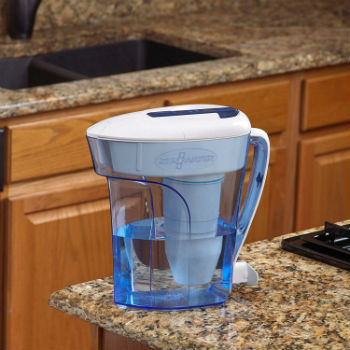 zerowater 12 cup pitcher