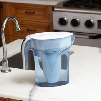 zerowater 6 cup water pitcher
