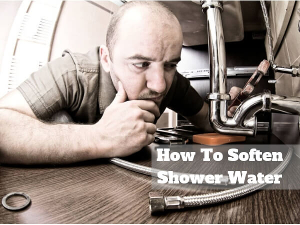How To Soften Shower Water